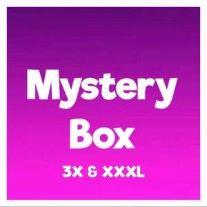 Mystery Box size XXXL & 3X mixture